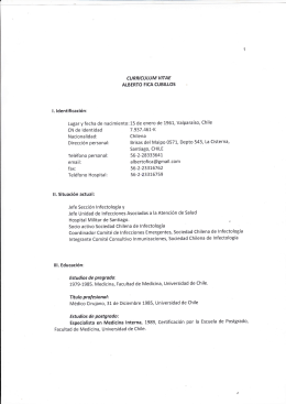 CN de ldentidad Nacionalidad: