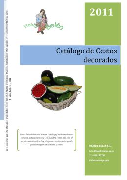 Catálogo de Complementos y Miniaturas
