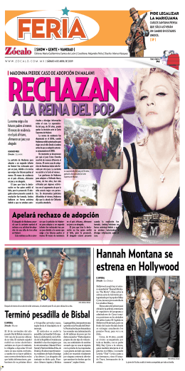 Hannah Montana se estrena en Hollywood