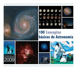 100 Conceptos básicos de Astronomía - SEA