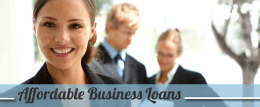 Affordable Business Loans