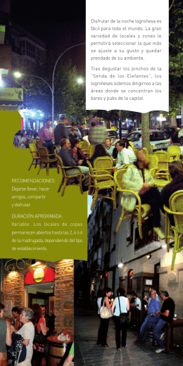 Logroño de noche - Centro de la Cultura del Rioja