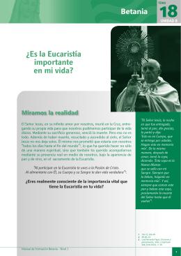 Betania - Manuales de Formación en la fe