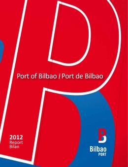Port of Bilbao Port de Bilbao - Autoridad Portuaria de Bilbao