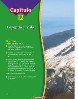 Capitulo 12: Leyenda y vida