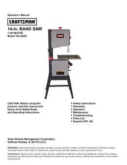 14-in. BAND SAW