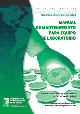 01 MANUAL MANT. EQ. LABORATORIO
