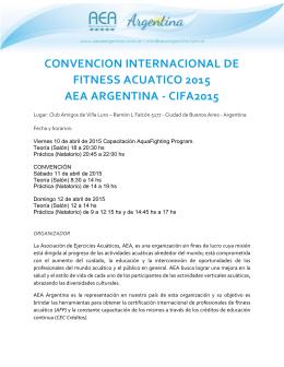 Leer más sobre CIFA en Español - AEA