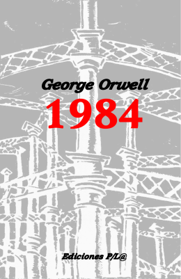 George Orwell - OCW Universidad de Cádiz