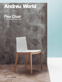 Flex Chair - Andreu World