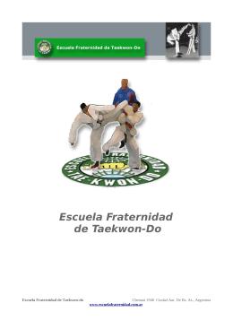 Escuela Fraternidad de Taekwon-Do