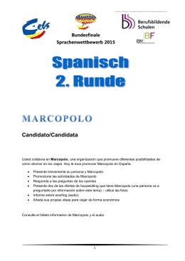 Candidato/Candidata