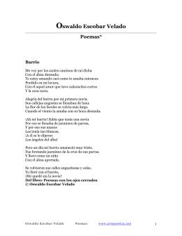 Oswaldo Escobar Velado