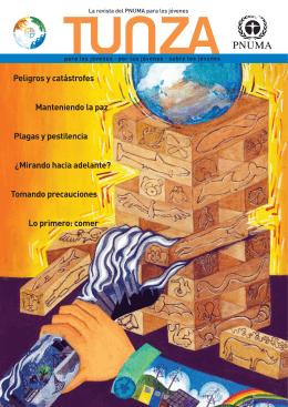 La revista del PNUMA para los jóvenes
