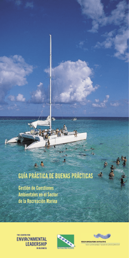 Marine Guide Spanish 1.indd - International Coral Reef Action