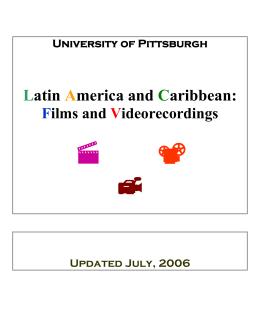 - D-Scholarship@Pitt
