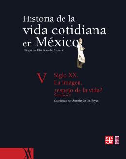 vida cotidiana en México - Fondo de Cultura Económica
