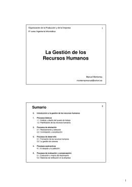 (Microsoft PowerPoint - Gesti\363n Recursos Humanos OPE tema 3)