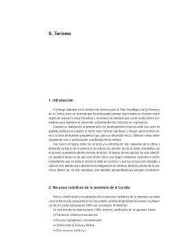 Plan Estratégico Cp9 - Cámara Comercio A Coruña