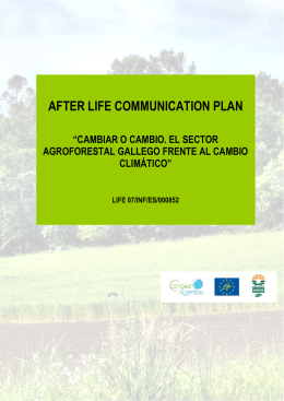 AFTER LIFE COMMUNICATION PLAN