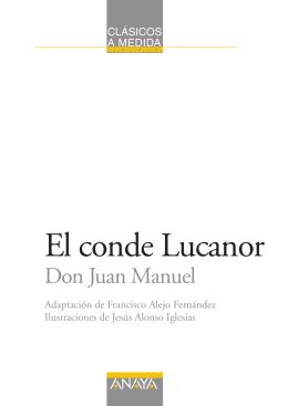 El conde Lucanor, edición adaptada (capítulo 1)