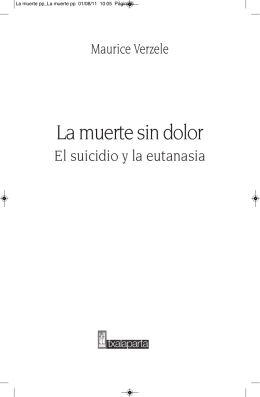 La muerte pp
