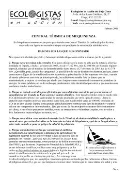 Folleto corto DINA4 termica Mequinenza