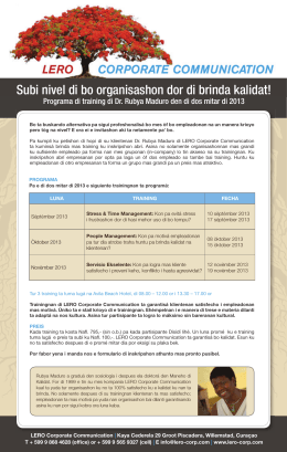 1323 Emailing LERO_v2a.indd - LERO Corporate Communication
