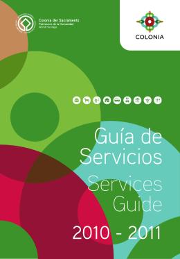 Guía de Servicios Oficial