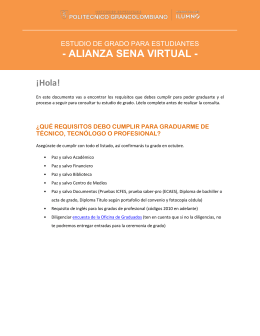 ALIANZA SENA VIRTUAL