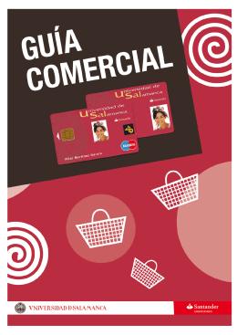 Guía comercial del Carné Universitario