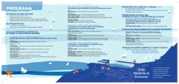 Programa semana marítima europea