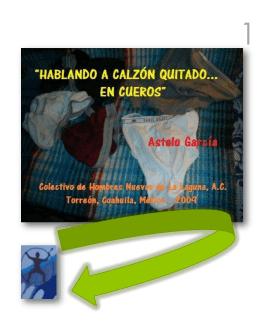 Hablando a Calzon Quitado…En Cueros H.N.2009