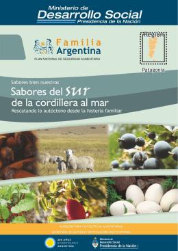 Sabores del Sur (Recetas Patagonia)