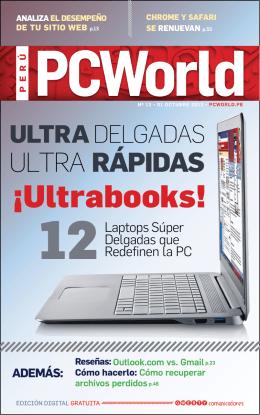 Edición Digital 01 de Octubre 2012