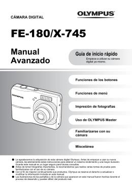 FE-180/X-745 - Olympus America