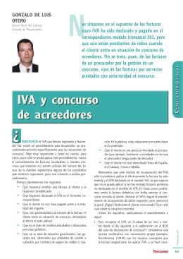 Consultorio Fiscal - Consejo General de Procuradores de España