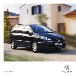 Catálogo - Peugeot