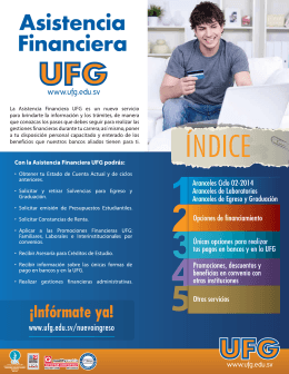 brochure asistencia financiera -ufg-path - Carreras