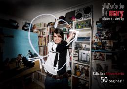 Edición Aniversario 50páginas!!