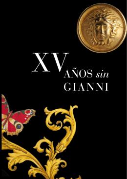 15 años sin Gianni - Museo del Traje