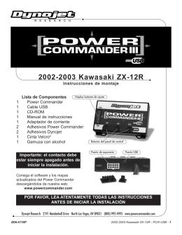 2002-2003 Kawasaki ZX-12R