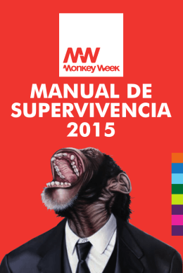 MANUAL DE SUPERVIVENCIA 2015