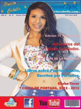 76 revista puerto cabello web - Revista Puerto Cabello Cinco