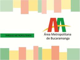 Presentación de PowerPoint - Área Metropolitana de Bucaramanga