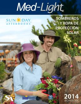 SOMBREROS Y ROPA DE PROTECCION SOLAR