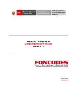 MDS-IP010-Manual de Usuario SISTEMAS TE ATIENDE