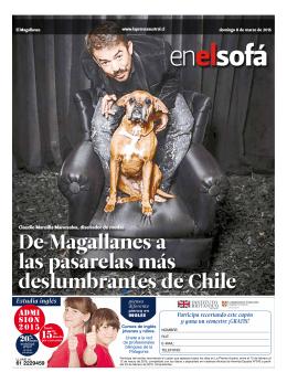 De Magallanes a las pasarelas más