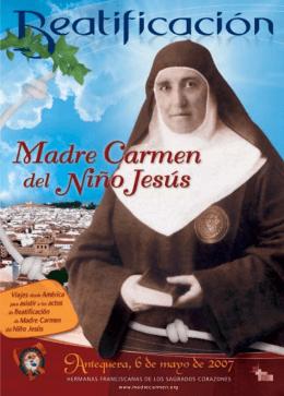 Madre Carmen del Niño Jesús