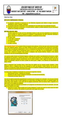 Descarga - COLEGIO PABLO DE TARSO I.E.D. Se aproximan las